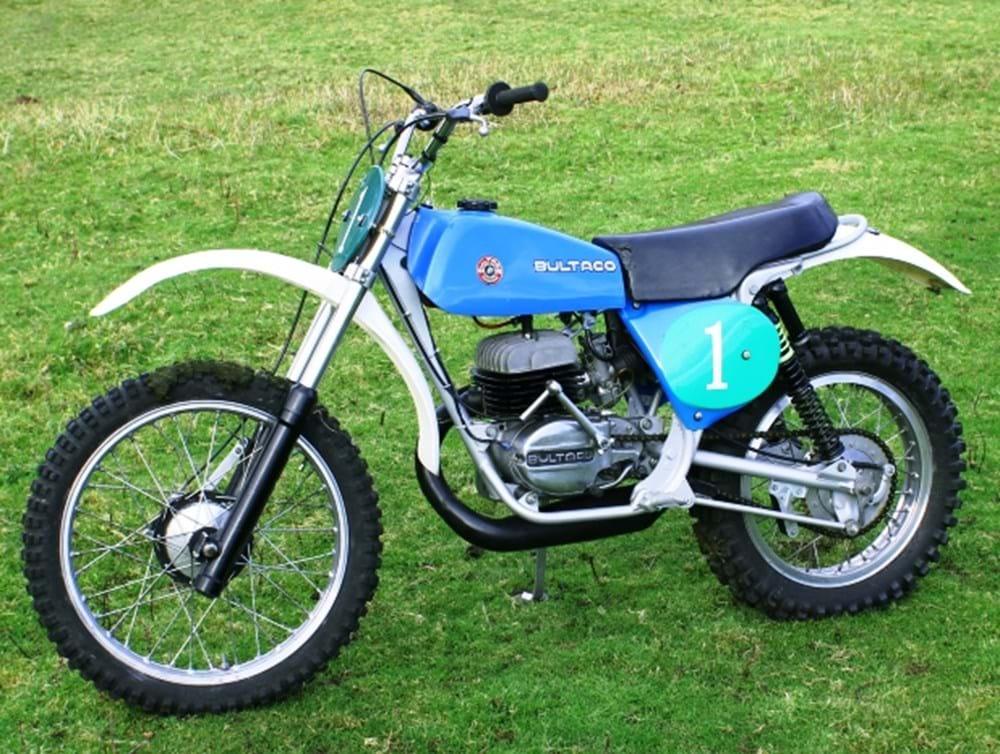 REF 231 1976 Bultaco Pursang Mk 9