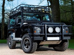 Navigate to Lot 236 - 2001 Land Rover Defender 90 County Td5