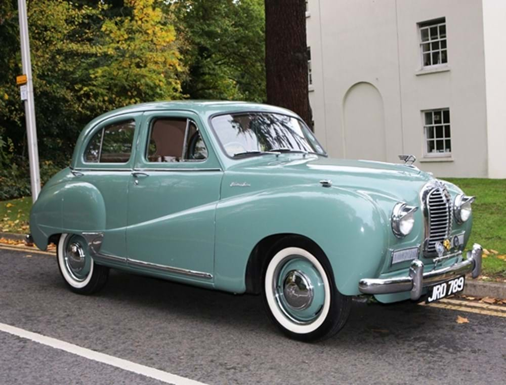Online Car Auctions >> REF 86 1954 Austin A40 Somerset
