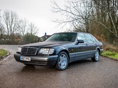 Navigate to Lot 297 - 1995 Mercedes-Benz S320