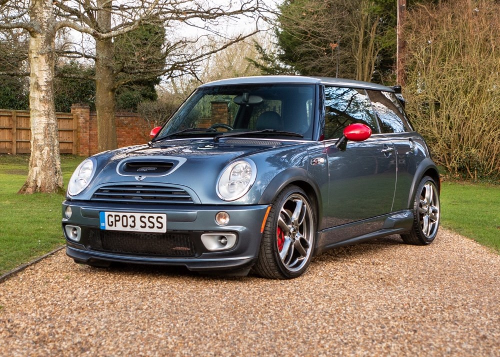 Lot 174 - 2006 Mini Cooper S Works GP