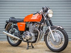 Navigate to Lot 102 - 1973 Laverda 3C 1000