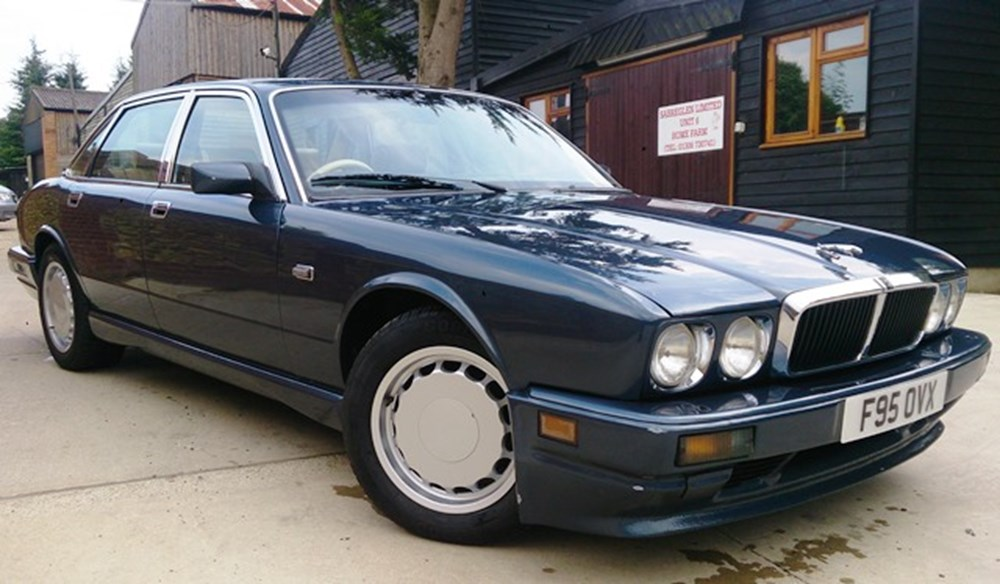 Lot 338 - 1989 Jaguar XJR Saloon (3.6 litre)