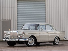 Navigate to Lot 346 - 1966 Mercedes-Benz 230 S Fintail