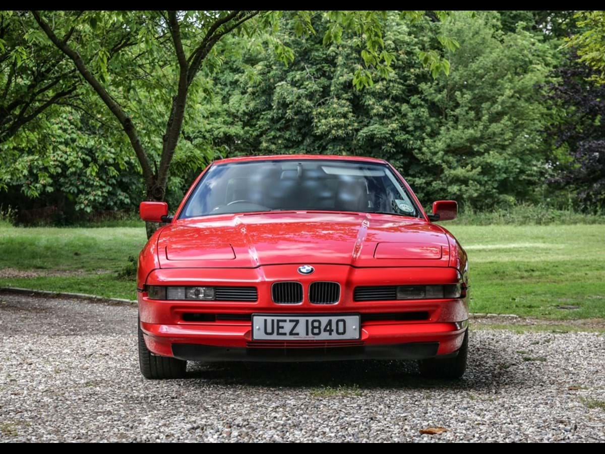 Lot 104 - 1995 BMW 840Ci