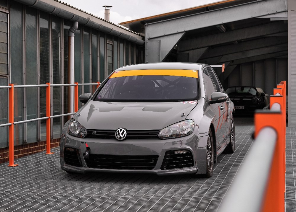 Lot 187 - 2009 Volkswagen Golf Mk6 Competition