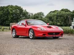 Navigate to Lot 136 - 2002 Ferrari 575 F1