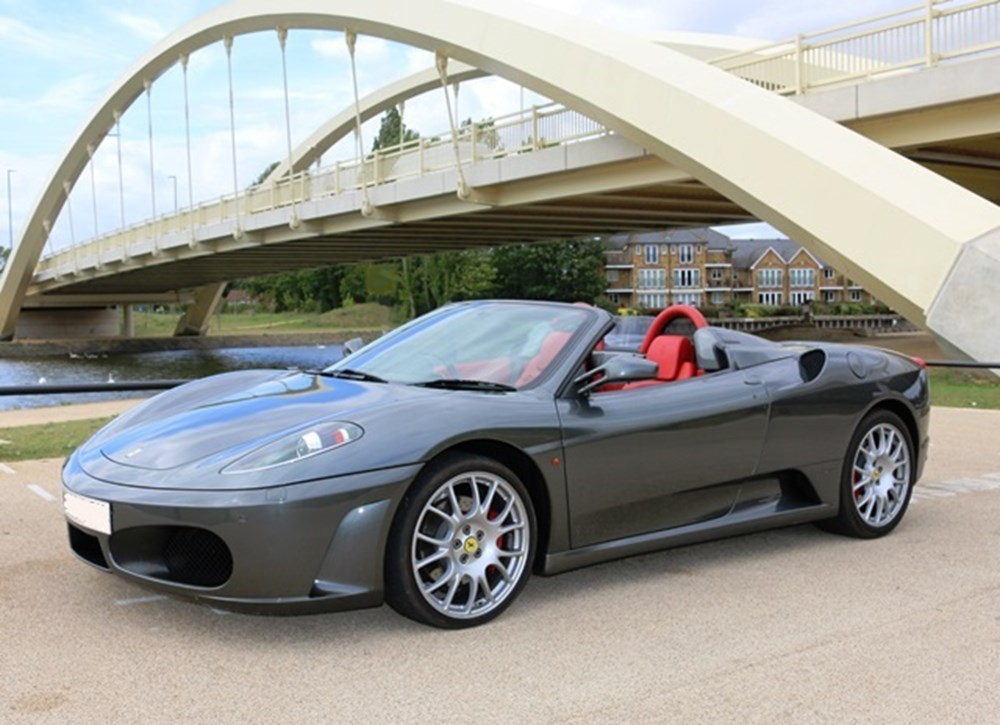 Lot 279 - 2006 Ferrari F430 F1 Spider