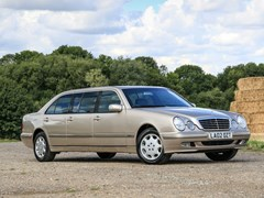 Navigate to Lot 142 - 2002 Mercedes-Benz E280 Limousine by Binz