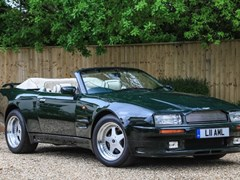 Navigate to Lot 313 - 1994 Aston Martin Virage 'Widebody' Volante (6.3 litre)