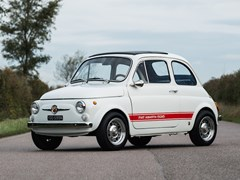 Navigate to Lot 219 - 1972 Fiat Abarth 595 EsseEsse Recreation
