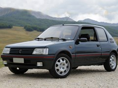 Navigate to Lot 121 - 1989 Peugeot 205 GTi (1.9 litre) *WITHDRAWN