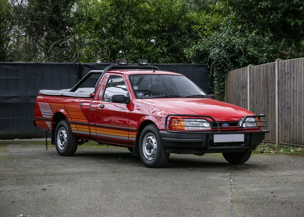 Lot 220 - 1990 Ford P100 Californian
