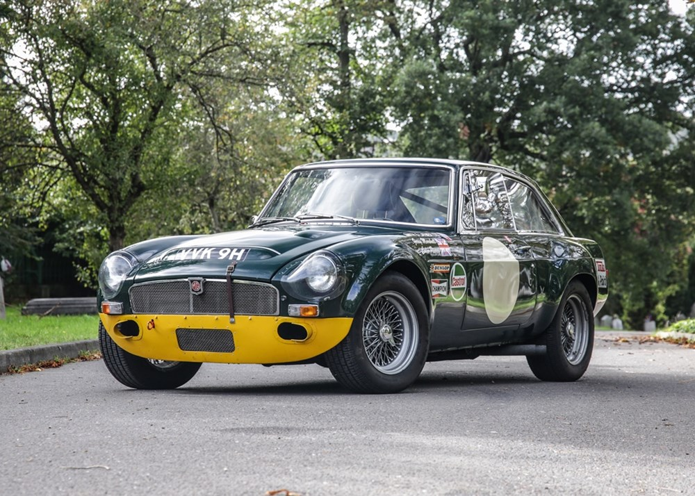 Lot 137 - 1969 MG C GTS 'Works-tribute'