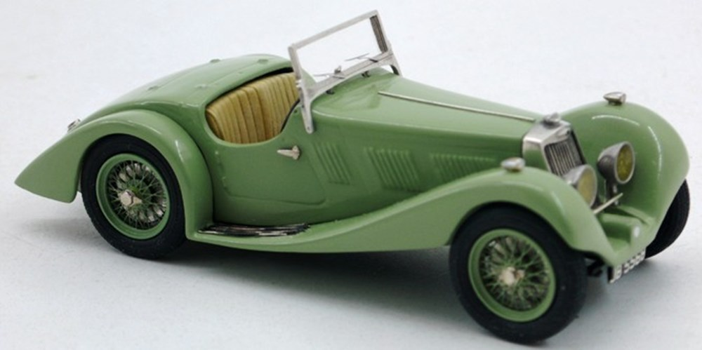Lot 41 - A Squire model car.