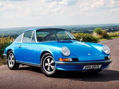 Navigate to Lot 264 - 1973 Porsche 911T