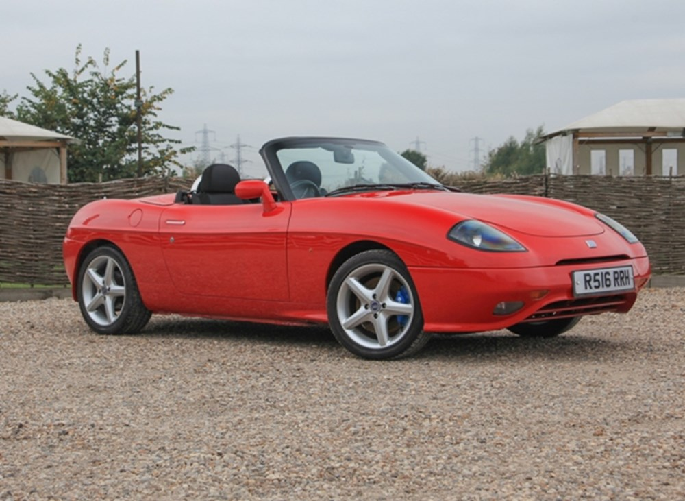 Lot 241 - 1998 Fiat Barchetta ' 2.0 conversion'