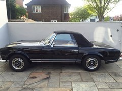 Navigate to Lot 257 - 1968 Mercedes-Benz 280 SL Roadster
