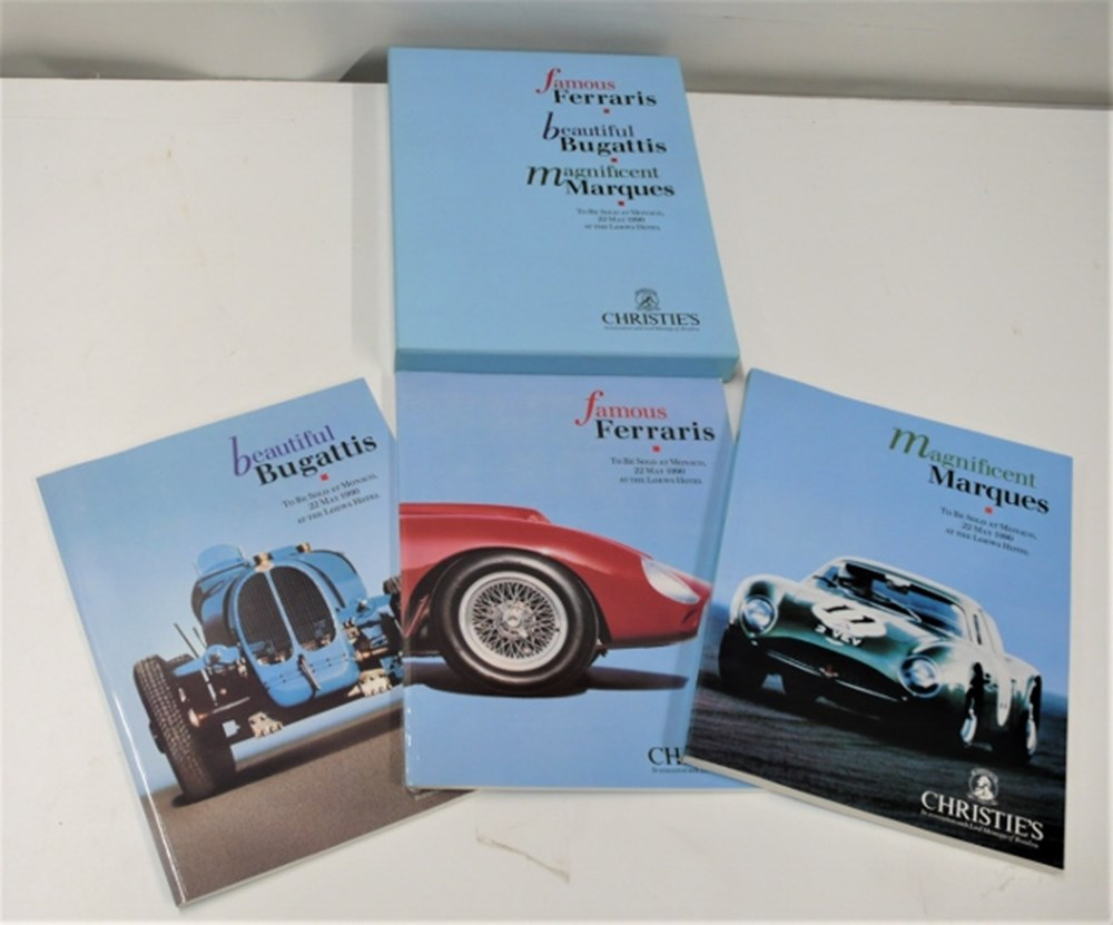 Lot 23 - Christies Monaco catalogue.