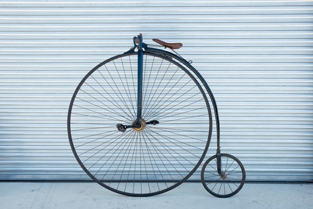 Lot 201 -   Penny-Farthing