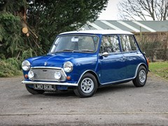 Navigate to Lot 275 - 1972 Morris Mini 850