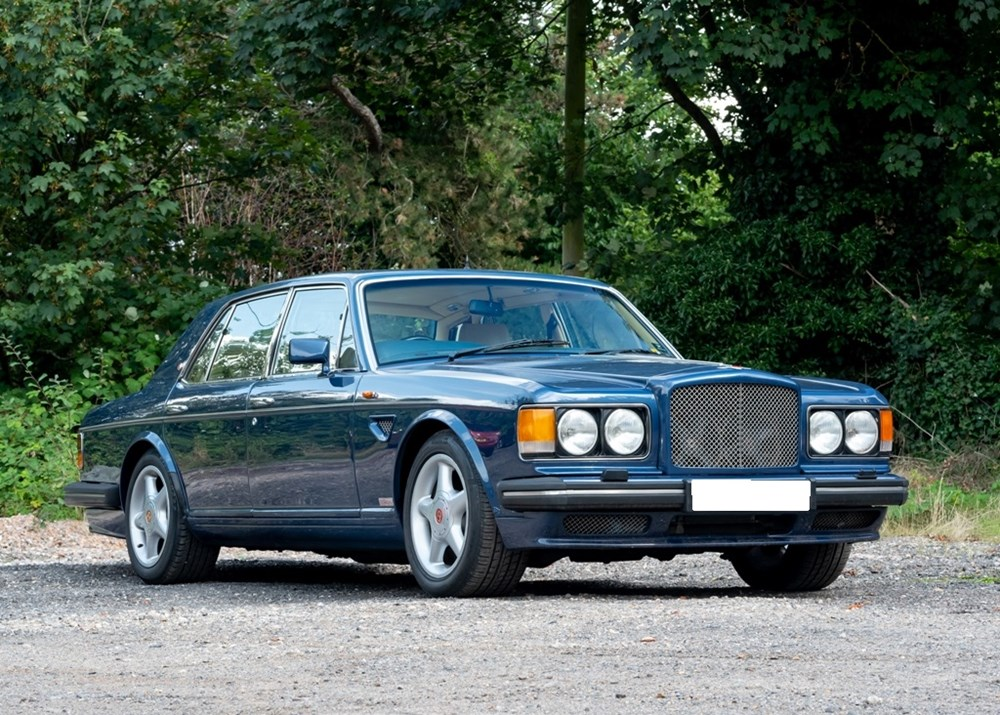 Lot 237 - 1992 Bentley Turbo R