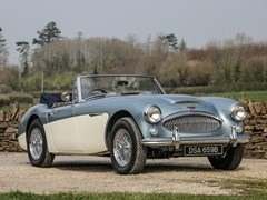 Navigate to Lot 210 - 1964 Austin Healey 3000 Mk. III BJ8 Phase II