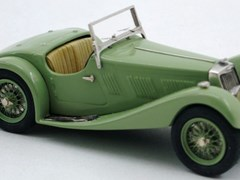 Navigate to A Squire model car.