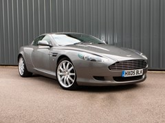 Navigate to Lot 171 - 2005 Aston Martin DB9 Coupé