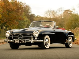 Ref 70 1959 Mercedes-Benz 190 SL Roadster