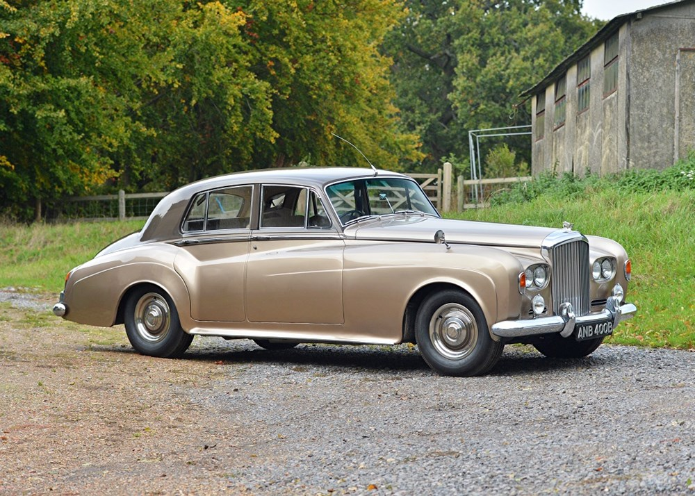 Lot 149 - 1964 Bentley S3 Saloon