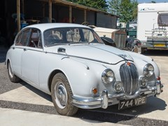 Navigate to Lot 335 - 1961 Jaguar Mk. II Saloon (3.4 litre)