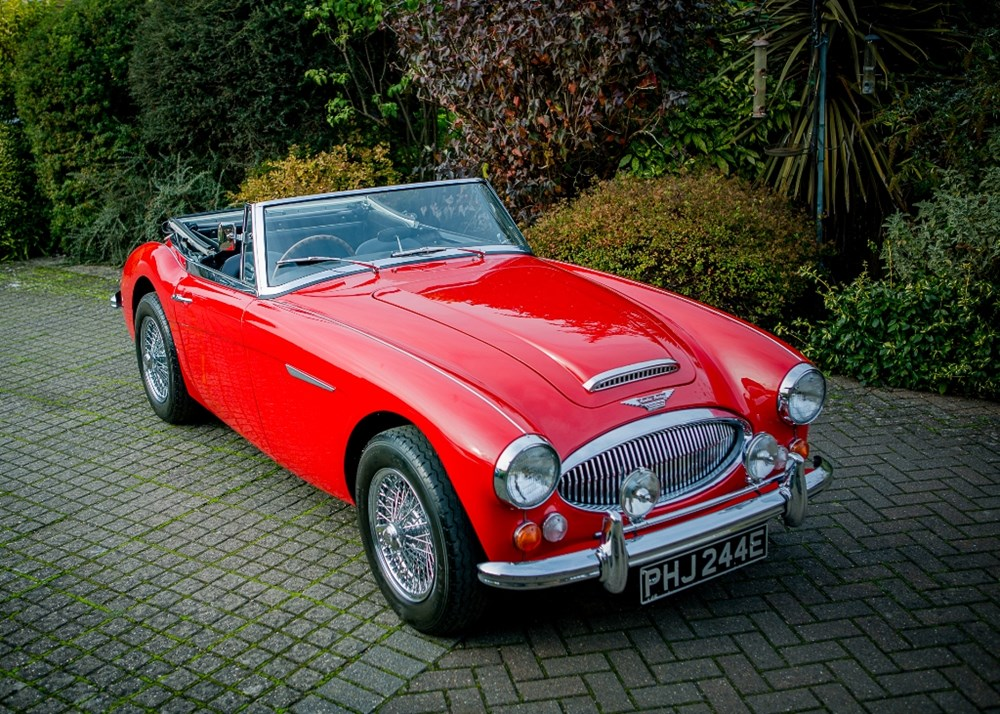 Lot 223 - 1967 Austin Healey 3000 Mk. III BJ8 Phase II