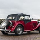 Ref 130 1953 MG TD Convertible -