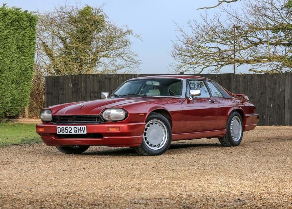 Ref 27 1986 Jaguar XJS Coupe - Classic & Sports Car Auctioneers