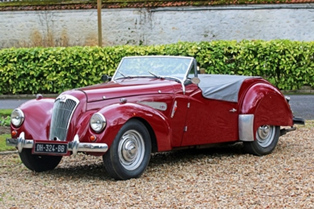 Lot 204 - 1949 Lea Francis Sports Roadster (2½ litre)