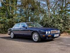 Navigate to Lot 285 - 2002 Jaguar XJ8 SE (4.0 litre)