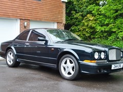 Navigate to Lot 305 - 1998 Bentley Continental T