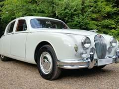 Navigate to Lot 109 - 1958 Jaguar Mk. I Saloon