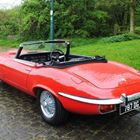 Jaguar E-Type SIII Roadster (red) -