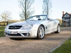 Navigate to Lot 228 - 2007 Mercedes-Benz SL 55 AMG F1