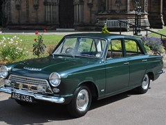 Navigate to Lot 316 - 1963 Ford Cortina Mk.I 1500GT