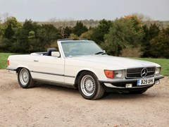 Navigate to Lot 336 - 1984 Mercedes-Benz 500 SL Roadster
