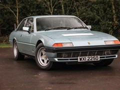 Navigate to Lot 176 - 1982 Ferrari 400i