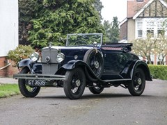 Navigate to Lot 203 - 1932 Morris Cowley Tourer (11.9hp)