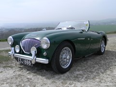 Navigate to Lot 174 - 1955 Austin-Healey 100/4 BN2