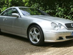Navigate to Lot 301 - 2000 12987 CL500 Coupé