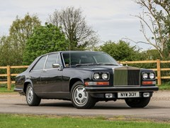 Navigate to Lot 141 - 1982 Rolls-Royce Camargue
