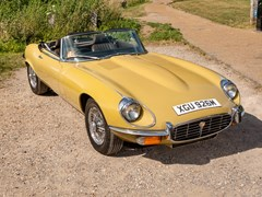 Navigate to Lot 215 - 1973 Jaguar E-Type Series III Roadster