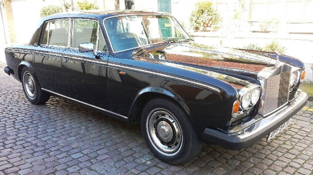 Lot 355 - 1979 Rolls-Royce Silver Shadow II